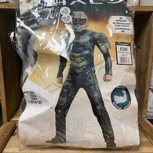HALO Costume for Boy's